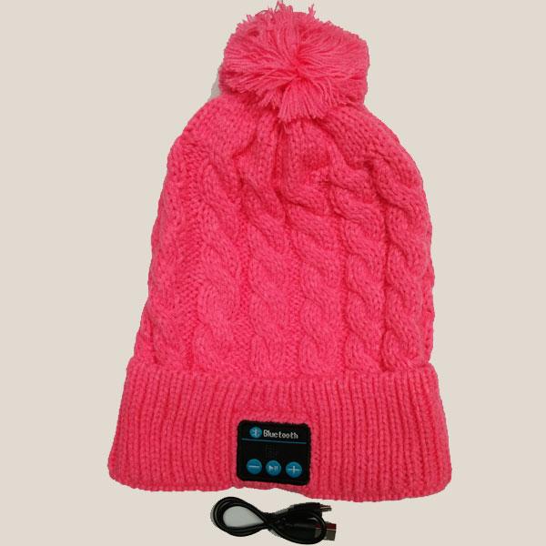 Pink Snow Hat - Savage Bluetooth af319f95977